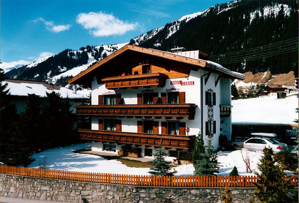 Haus Gerda | Fam. Wörle