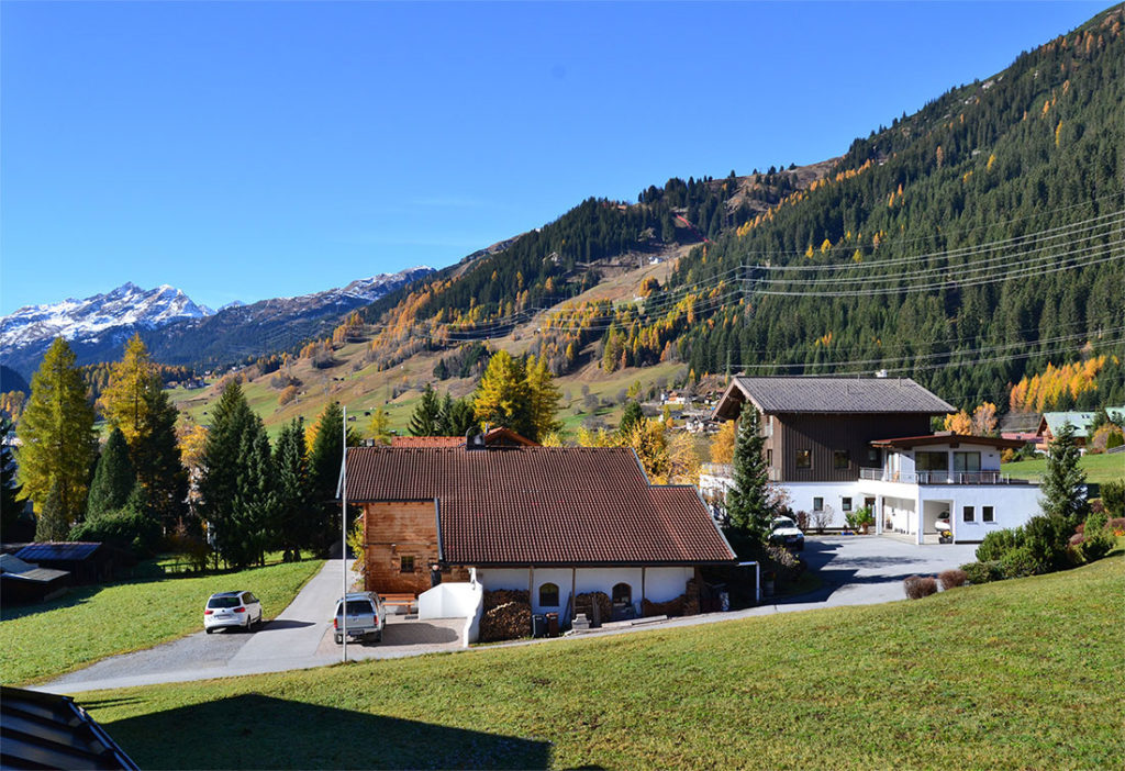 Haus Gerda | St. Anton am Arlberg | Aussicht